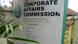 CAC Registered 91,609 Business Names in One Year