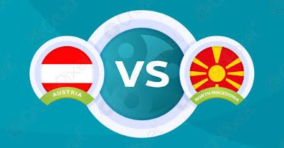 """=> مباراة النمسا ومقدونيا الشمالية """" كورة اكسترا """" مباشر 13-6-2021 والقنوات الناقلة ضمن يورو 2020"""