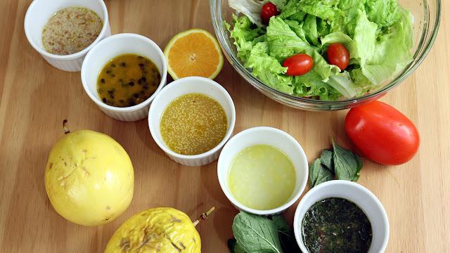 5 molhos veganos fáceis para salada (saudáveis e rápidos para o seu dia a dia)