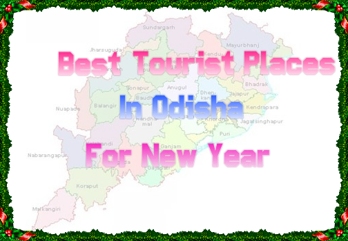 Best Tourist Places in Odisha for New Year