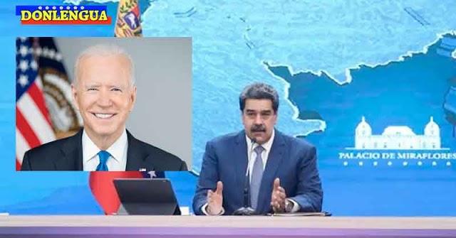Maduro abrirá embajada de EEUU porque ahora es amiguito de Joe Biden