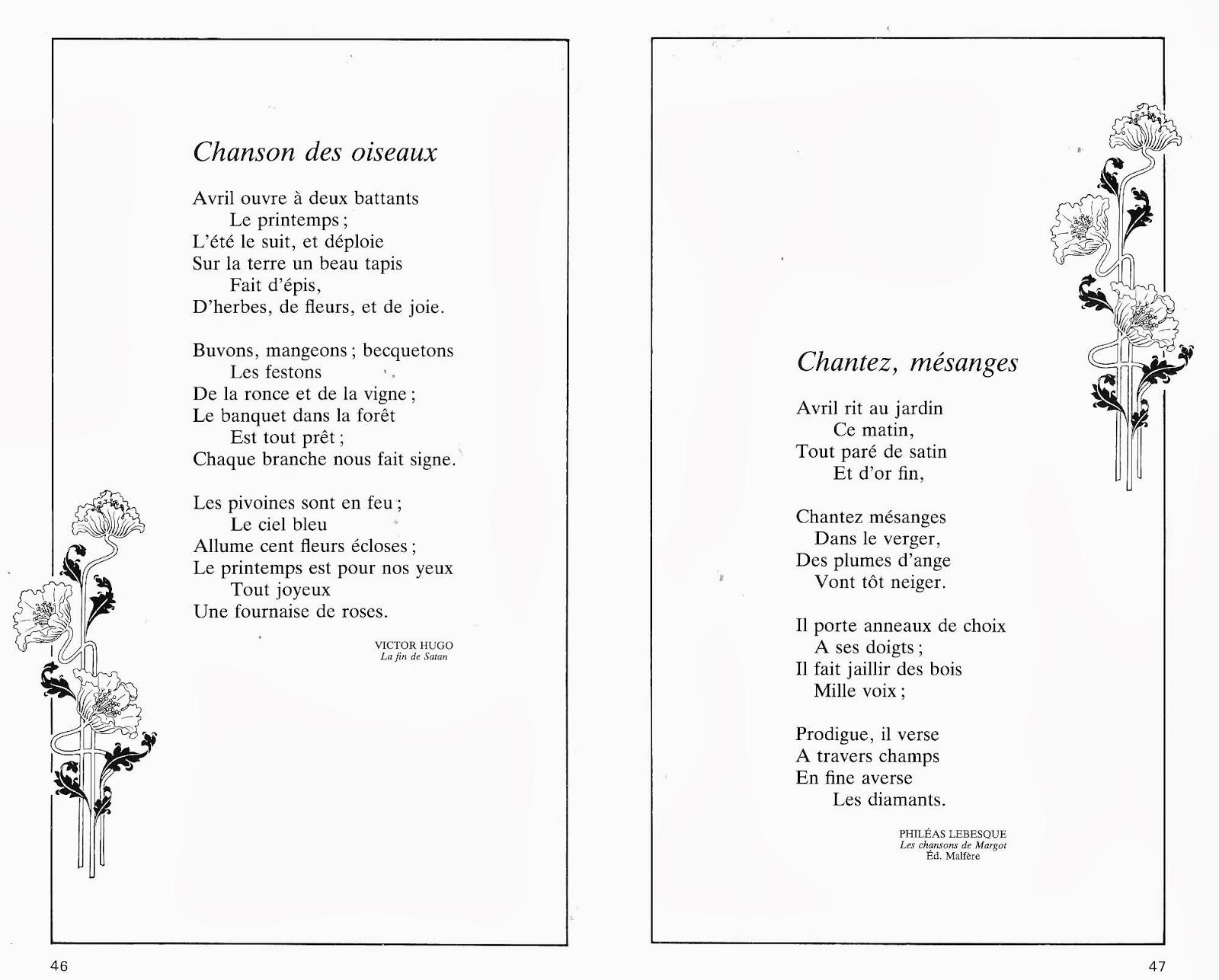 Manuels anciens Renault Laurent 100 po¨mes pour les enfants de