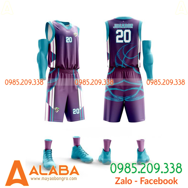 Áo bóng rổ hàng Thái xịn