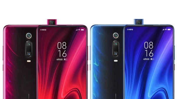 Launch of the new phone Xiaomi Redmi K20 and K20 Pro in China - Specifications and Features