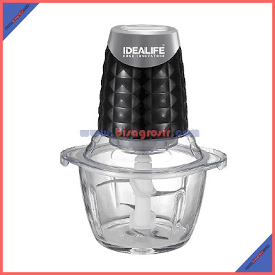 ELECTRIC CHOPPER IDEALIFE IL 216 - Alat MESIN Blender bumbu daging