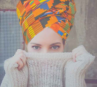 How to Wrap a Gele African Head Wrap Step by Step Directions