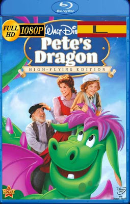 Pete's Dragon (1977) latino HD [1080P] [GoogleDrive] rijoHD