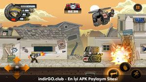 Metal Soldiers 2 hile apk