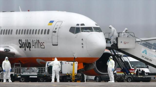 El brote de coronavirus le cuesta a aerolíneas $ 30 000 millones
