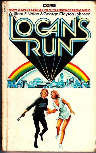 Logan's Run - film cover version
