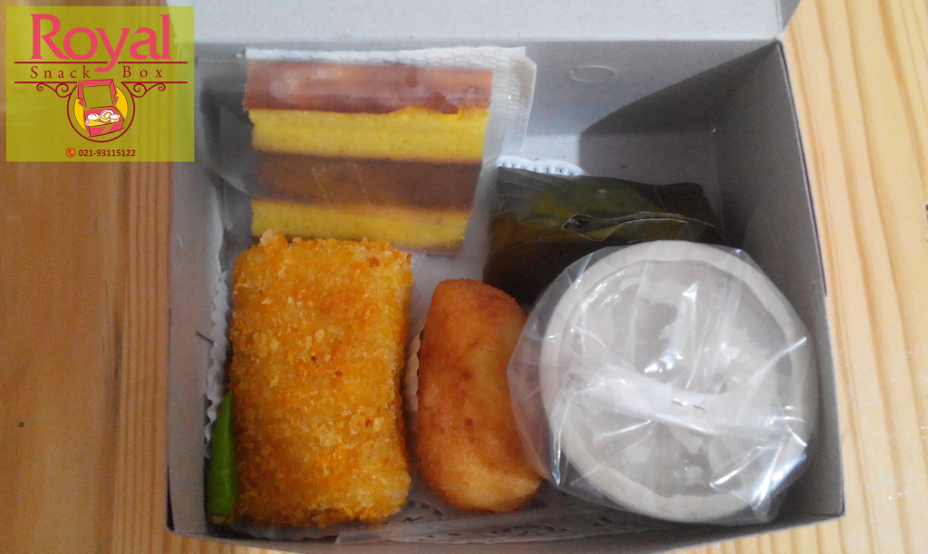 pesan snack box