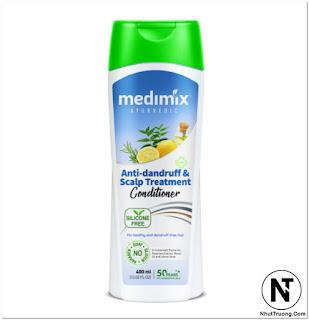 Dầu xả Medimix Sạch Gàu & Liệu Pháp Da Đầu