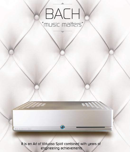 Bach Music Server