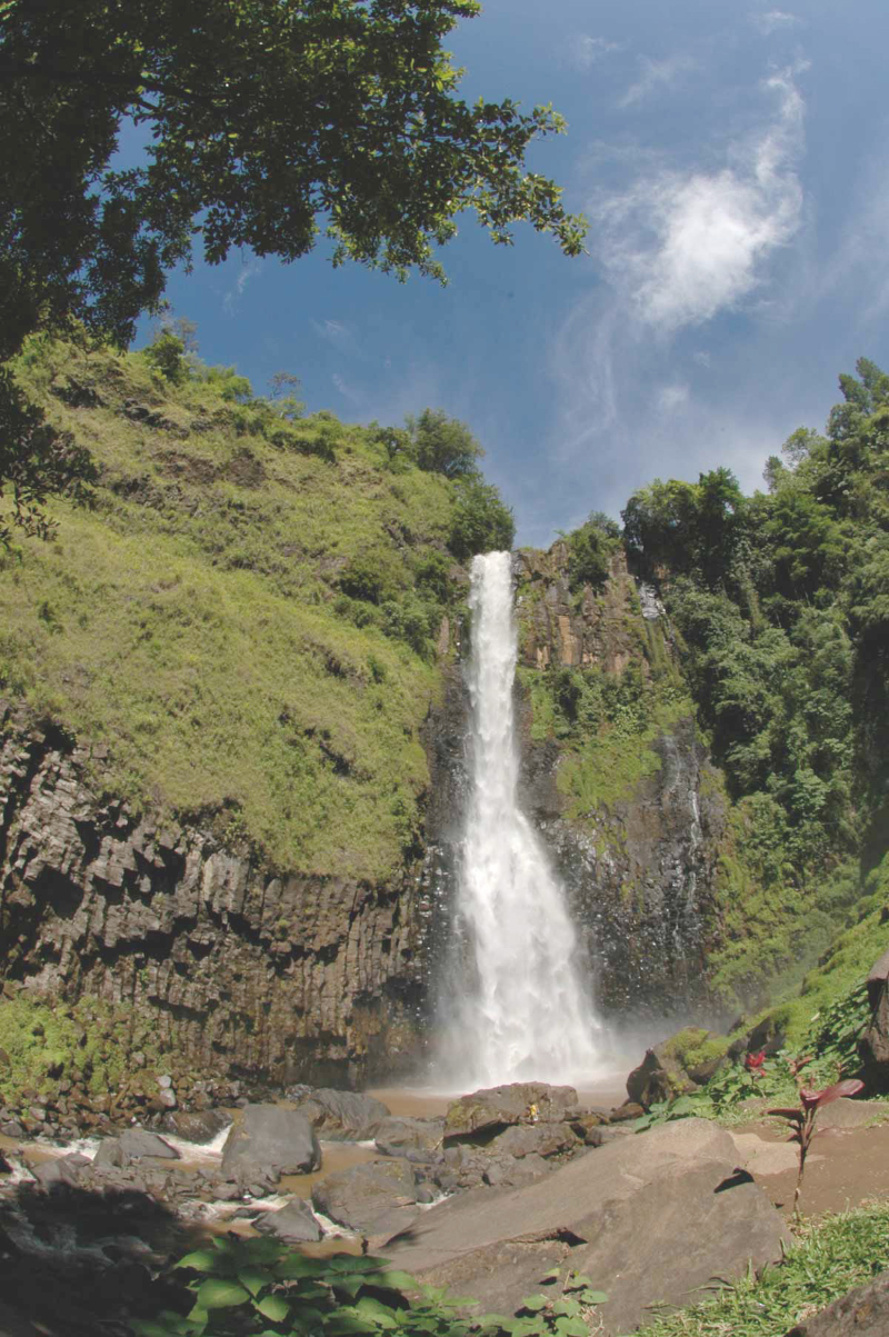 Lokasi Hunting Foto Landscape di Gowa air terjun Takapala Malino