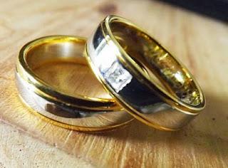 Jenis-jenis Cincin Pernikahan