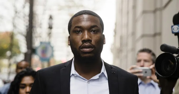 American rapper, Meek Mill Is Planning On Buying A House In Ghana