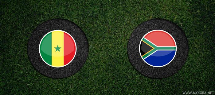 جنوب افريقيا والسنغال  بث مباشر