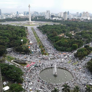 GNPF MUI akan Gelar Halalbihalal Alumni Aksi Bela Islam