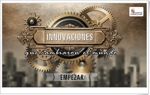 """""""Innovaciones que cambiaron el mundo"""" (Historia de Educación Primaria)"""