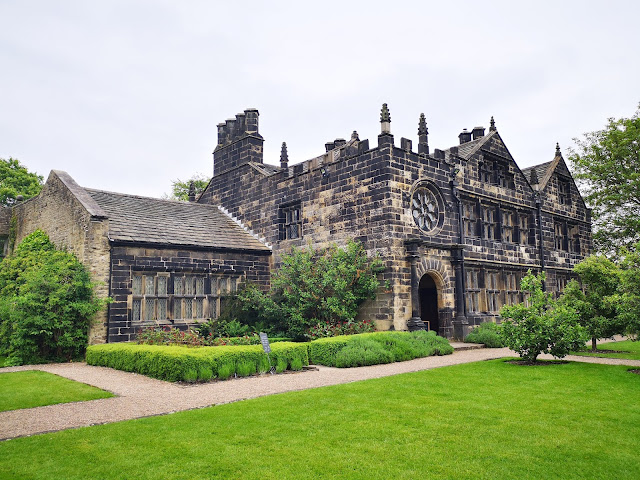 Rear of East Riddlesden Hall