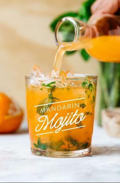 How to Make an Insanely Refreshing Mandarin Mojito