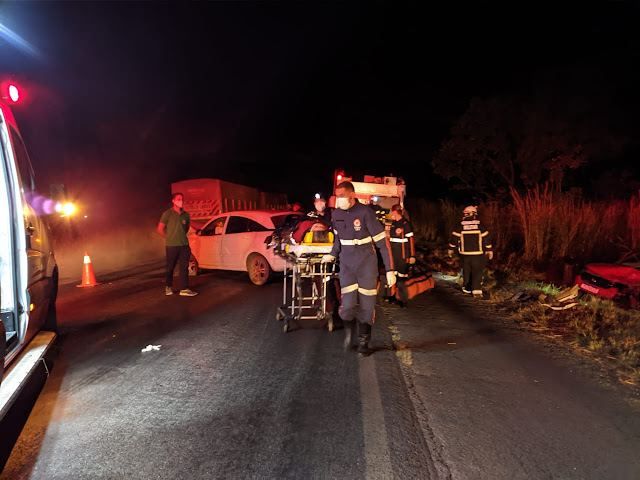 Homem é preso ao provocar acidente grave na BR 242