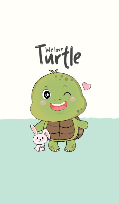 We love Turtle. (Ver.Yellow)