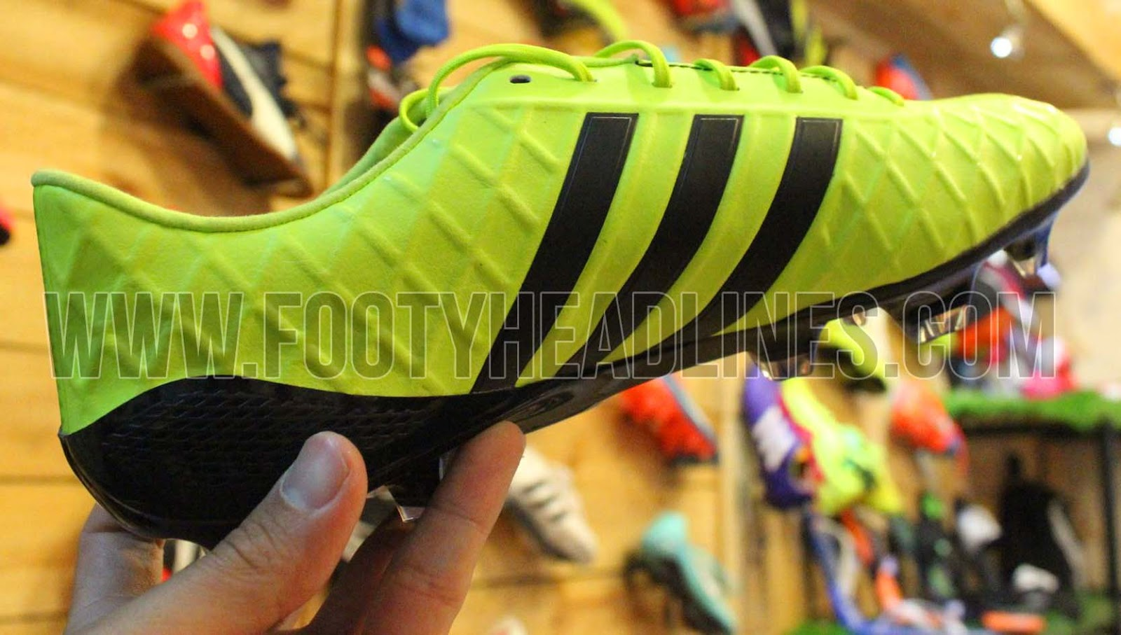 7421a663d NEXT-GEN ADIDAS ADIPURE 11PRO SL 2015 BOOTS LEAKED