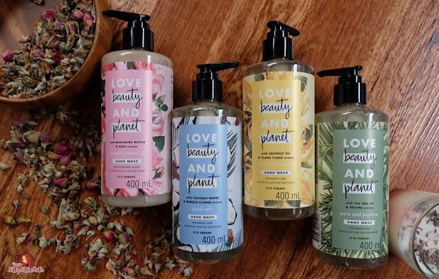 A nova linha Love Beauty e Planet Liquid para as mãos | Querida Kitty Kittie Kath 2