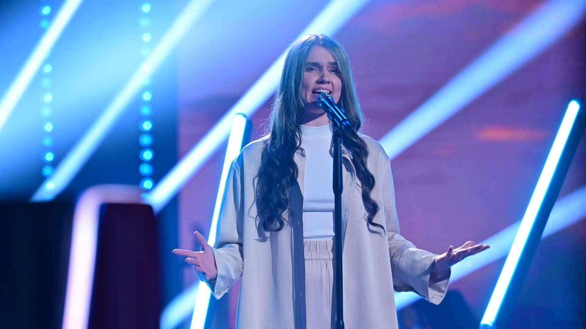Constance - Alive || The Voice Kids 2021