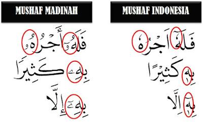 tanda baca mad shilah