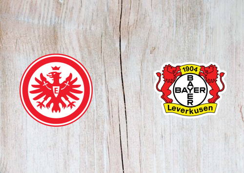 Eintracht Frankfurt vs Bayer Leverkusen -Highlights 02 January 2021