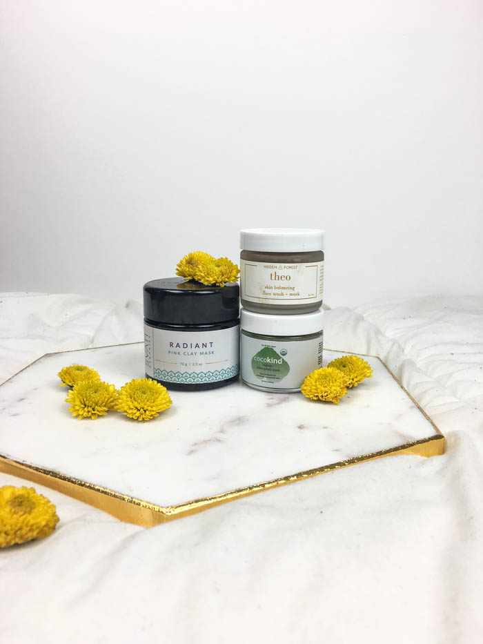 organic face masks review