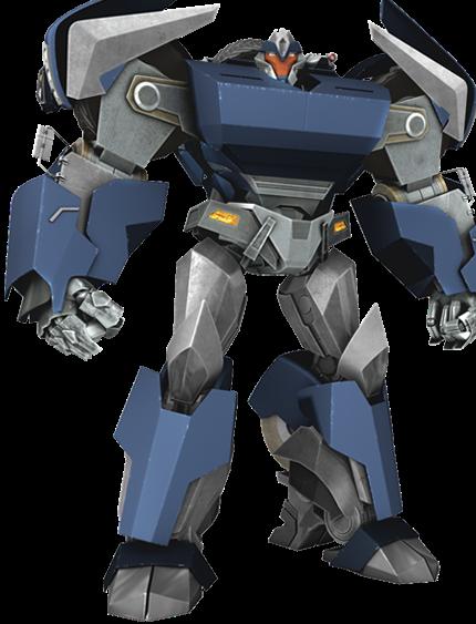 Planet Heroes: Transformers prime