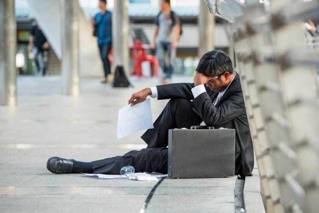 Dampak Pengangguran Terhadap Perekonomian Negara