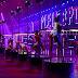 Jeremy Meeks, Leomie Anderson, Jhonattan Burjack, Alessio Pozzi, Daniela Braga, & Vadim Ivanov agitam a passarela do desfile de Primavera / Verão 2018 da Plein Sport na Semana de Moda Masculina de Milão em Milão, Itália - 18/06/2017 x39