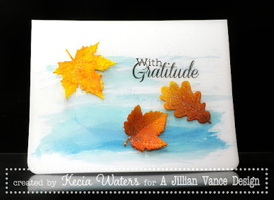 A Jillian Vance Design, Kecia Waters, fall, UTEE powder, watercolor