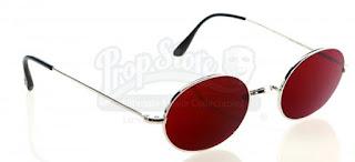 Matt Murdock's round eyeglasses