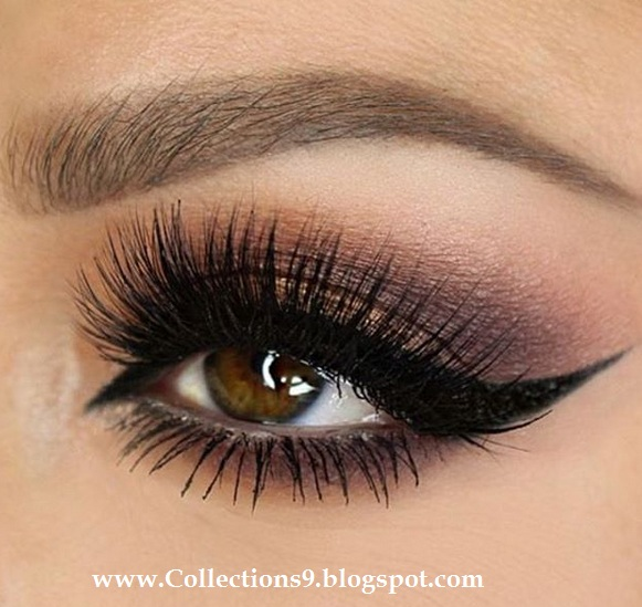 Eye Liner Styles And Eye Makeup Ideas For Girls Arabic
