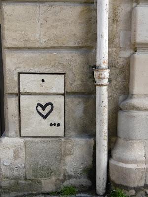 Coeur de ville vers l'hôtel de ville, Bordeaux, malooka