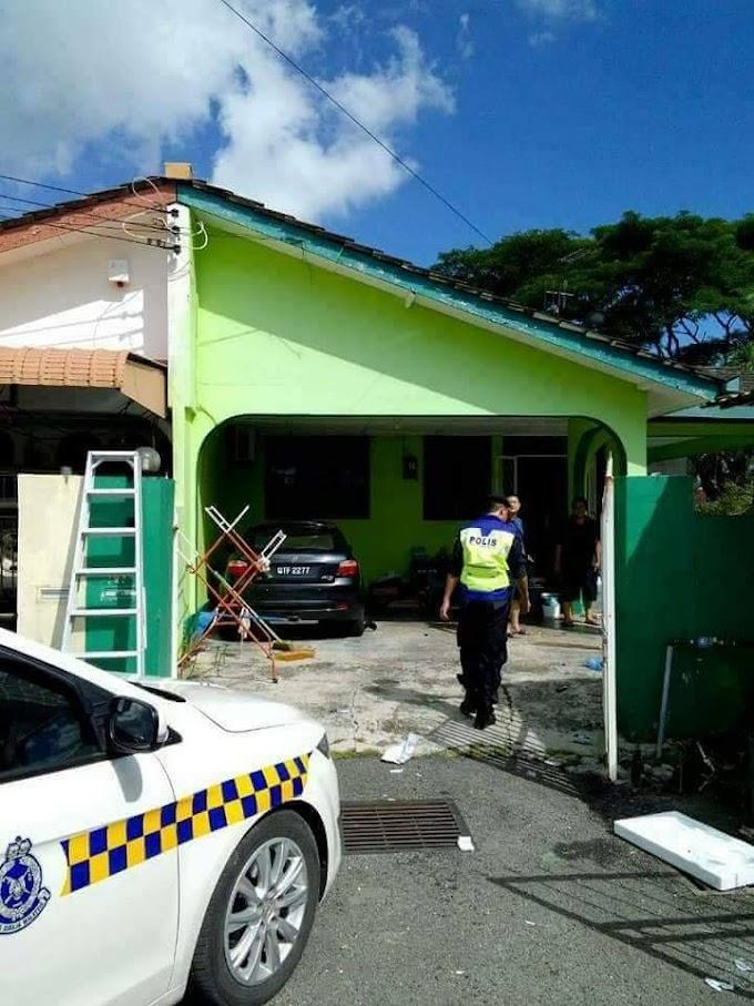 Video : Pencuri melekat di atas bumbung Apabila tuan rumah amalkan ayat pendinding Al-Quran