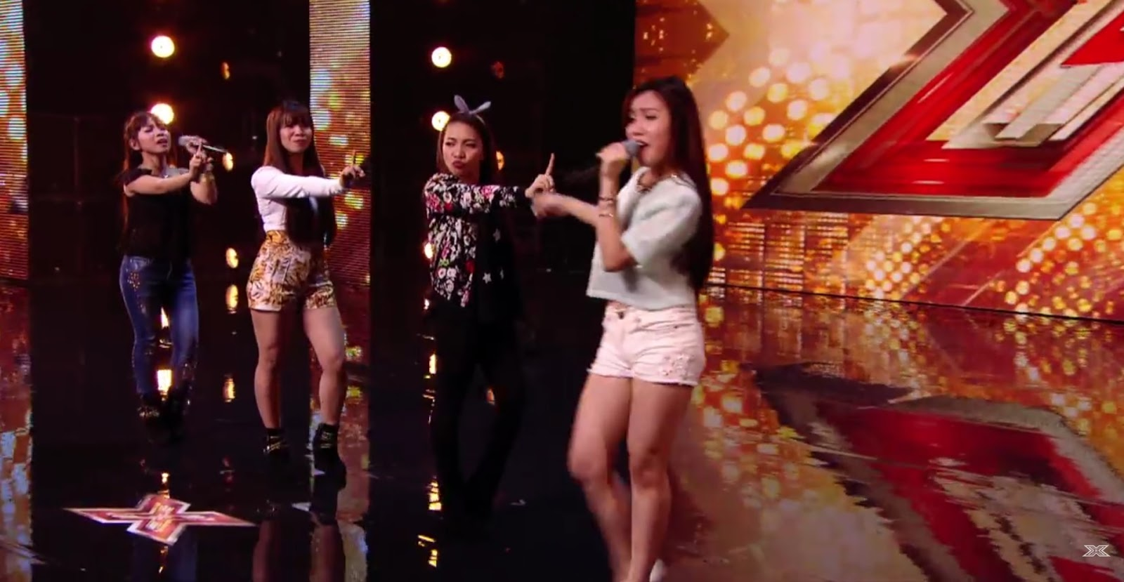 4th IMPACT, X-FACTOR UK 23