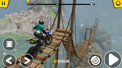 Download gratis Trial Xtreme 4 Mod Apk Terbaru Unlimited Money
