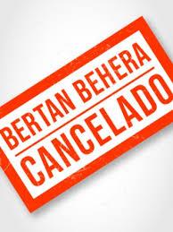 Mendi jarduerak: BERTAN BEHERA / SUSPENDIDASS