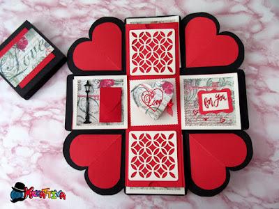 Explosion Box dell'amore