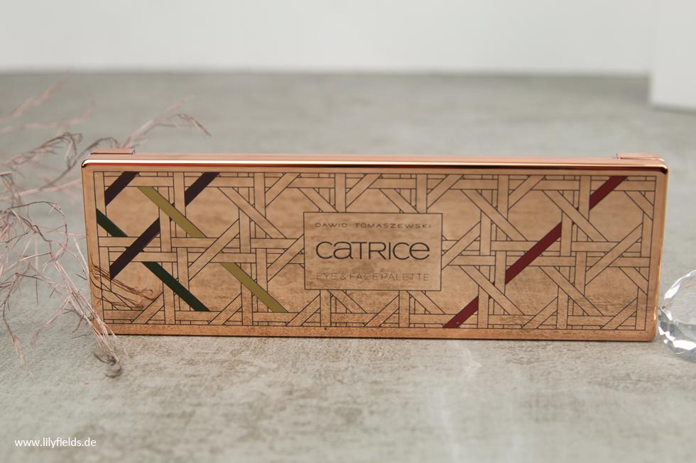 """Catrice  Limited Edition """"Dawid Tomaszewski"""""""