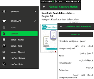 Kosa Kata Bahasa Arab