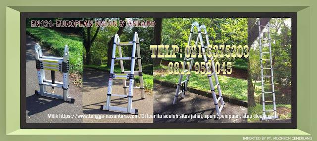 tangga-lipat-telescopic-4m