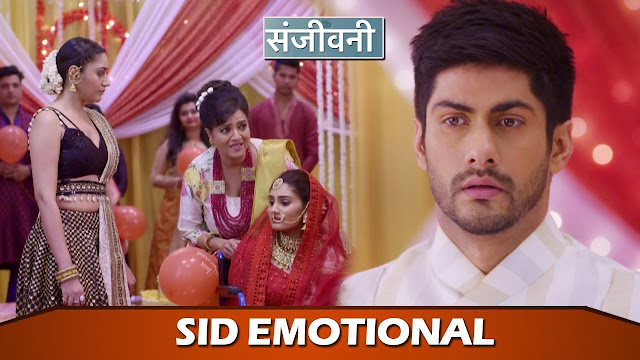 Master Plan : Ishani's fake accident drama works Sid confess truth in Sanjivani 2