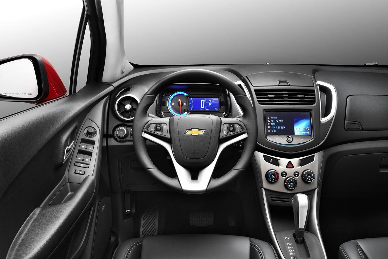 Leopaul's Blog: GM Korea Chevrolet Trax